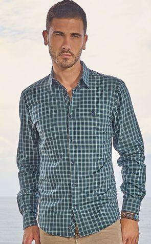 camisamasculinatricolinexadrez1
