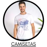 masculino camisetas