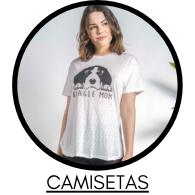 feminino camisetas